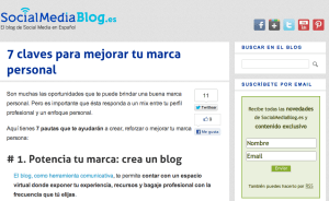 SocialMediaBlog blog gerson beltran
