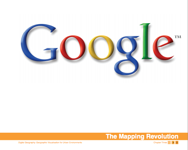 3. The mapping revolution en blog gersón beltrán