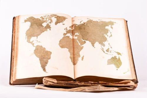 Mis artículos de geolocalización y redes sociales