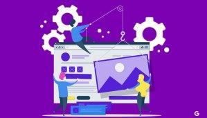 como fazer um site contabil