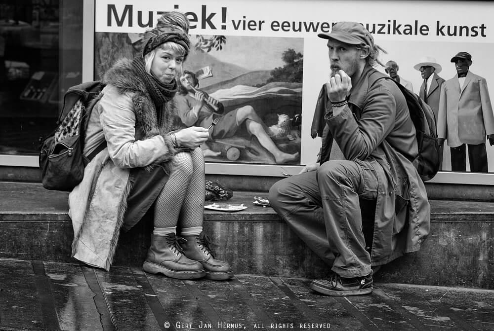 straatfotografie Zwolle