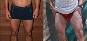 transformation legs II