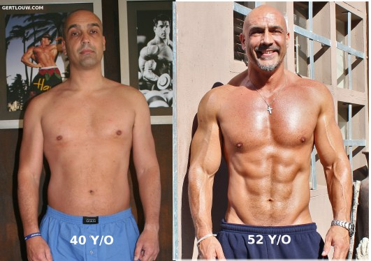 ADVANCED SYSTEM II - blueprint customised body and life transformation system for the older guy 2
