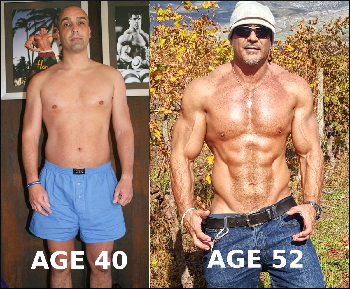 FREE Cutting & Building diets for a ripped muscled physique