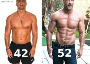 ADVANCED SYSTEM II - blueprint customised body and life transformation system for the older guy 1