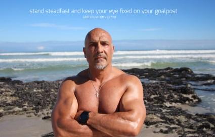 Stand steadfast