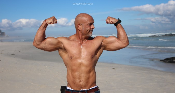 The fittest looking 55 y/o? 1
