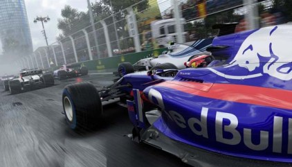 Review: F1 2019 (PlayStation 4)