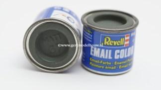 Revell 67 grijsgroen RAL 7009 mat modelbouwverf en hobbyverf