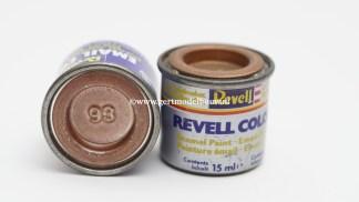 Revell 93 koper metallic modelbouwverf en hobbyverf