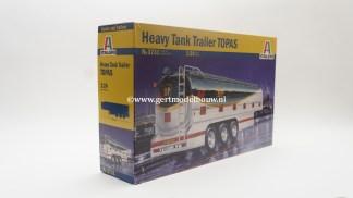 Italeri 3731 Heavy Tank Trailer TOPAS