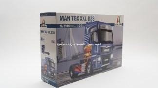 Italeri 3916 MAN TGX XXL D38