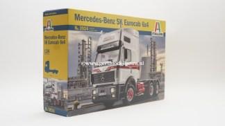 Italeri 3924 MERCEDES BENZ SK Eurocab 6×4