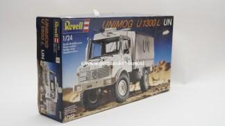 Revell 07507 Unimog