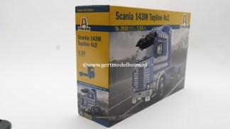 Italeri 3910 Scania 143 M