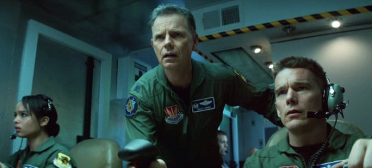 Good Kill (Zoë Kravitz, Bruce Greenwood en Ethan Hawke)