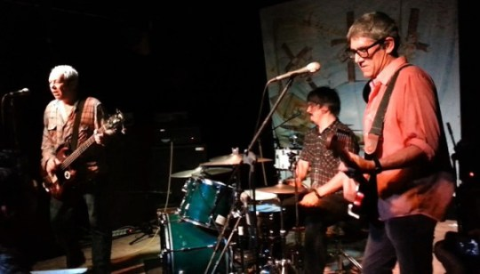 Mike Watt (links) & The Missingmen