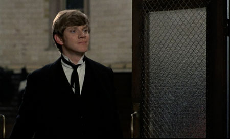 Malcolm McDowell in If....