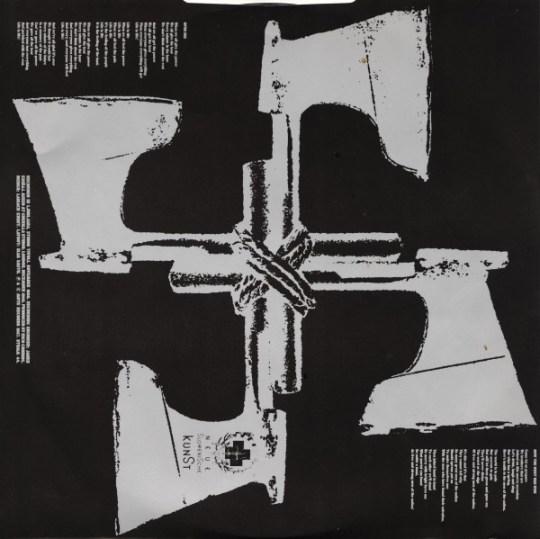 Binnenhoes Opus Dei (1987)