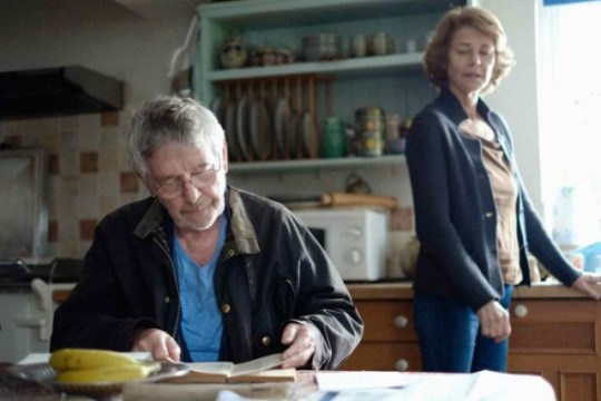 45 Years (Tom Courtenay & Charlotte Rampling)