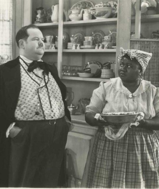 Zenobia (Oliver Hardy & Hattie McDaniel)