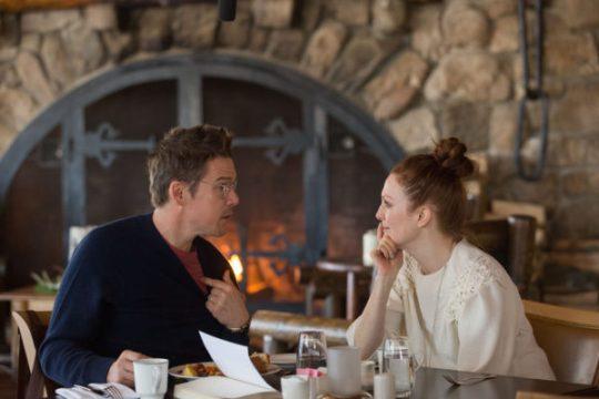 Maggie's Plan (Ethan Hawke & Julianne Moore)