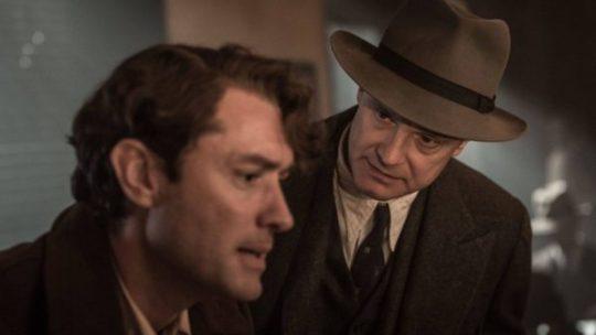 Genius (Jude Law & Colin Firth)