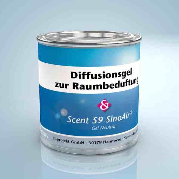 scent 59 SinoAir 200g Gel zur Geruchsvernichtung