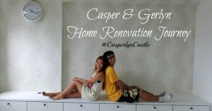#CasperlynCastle Renovation Journey - Our First HDB BTO Home feat. Senz of White Singapore Interior Designer Paul Lawrence Tan