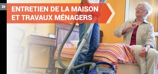 ENTRETIEN DE LA MAISON ET TRAVAUX MENAGERS
