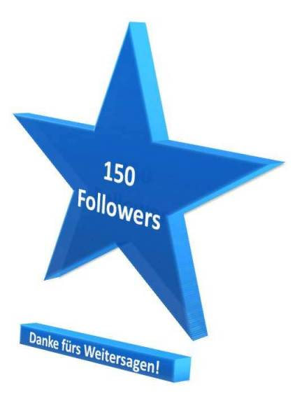 150followers