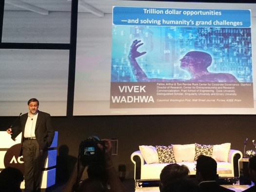 Vivek Wadhwa - Humanity's Grand Challenges