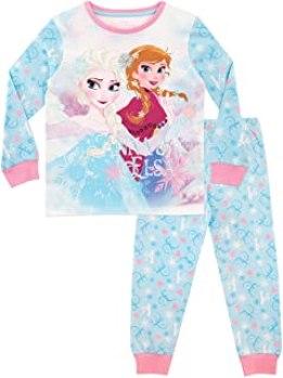 Warm im Winter mit Frozen-Pyjama