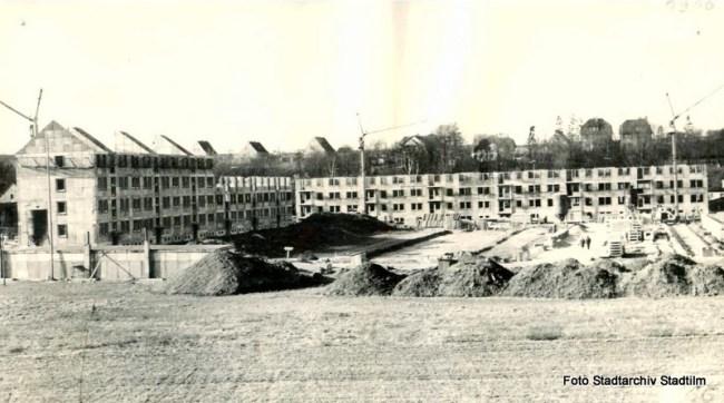 1966 Wohnungsbau Oberilm