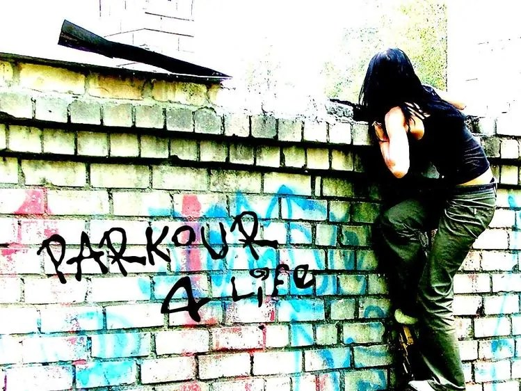 """""""Parkour"""", Quelle: http://www.liveinternet.ru"""