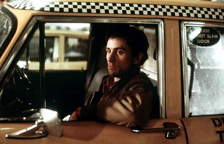 Robert de Niro, schaflos, Taxi Driver (1976)