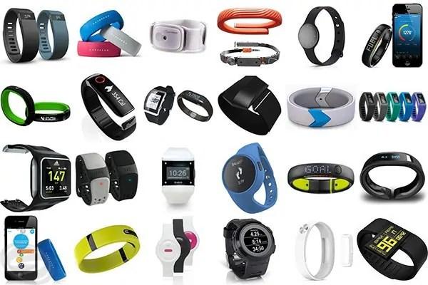 Das Selbst vermessen und optimieren: Activity Tracker, Quelle: smartwatchnews.org