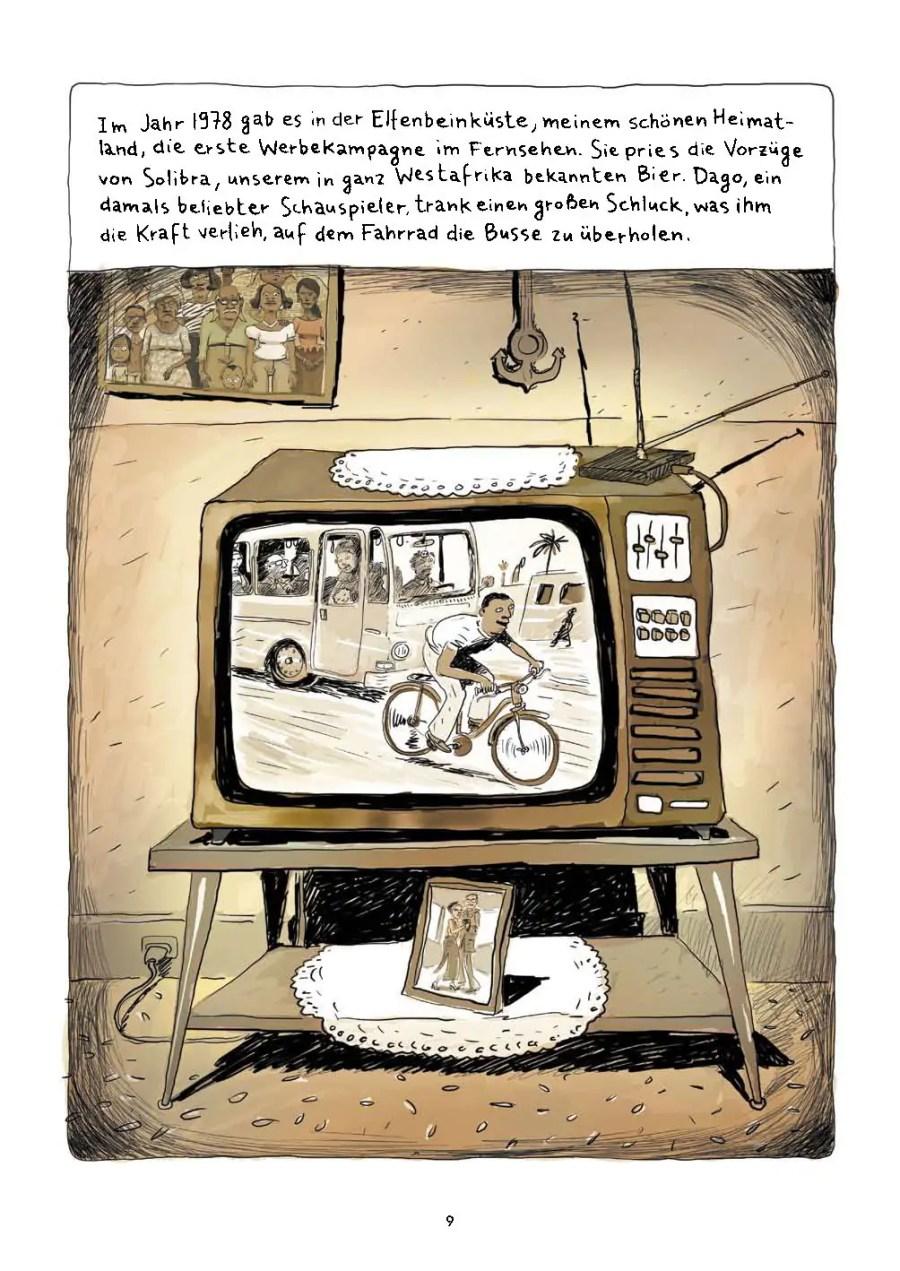 Erste Seite von Aya (Quelle: www.reprodukt.com/produkt/aya/aya/)