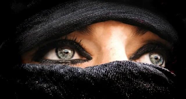 Burka; Quelle: texted.ch