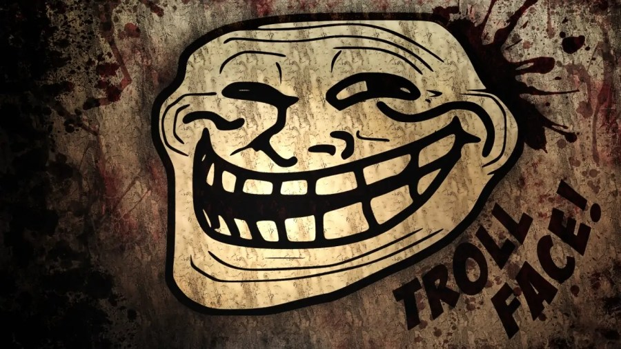 Troll-Face; Quelle: FactSpy.net