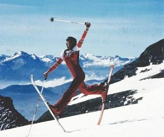"""Winter der """"Skihippies"""". Als Skifahren rebellisch und hip war"""
