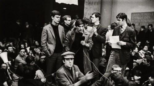 """""""Wie steht es um Protest als Mittel politischer Partizipation heute?"""" Ein Gespräch mit Gretchen Dutschke über politischen Protest 1968 und 2018"""