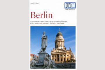 Cover Kunst-Reiseführer Berlin