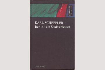 """Cover """"Berlin - ein Stadtschicksal"""" - Ausgabe von 1989"""