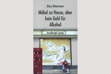 """Cover """"Möbel zu Hause, aber kein Geld für Alkohol"""""""