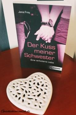 Cover - Der Kuss meiner Schwester.