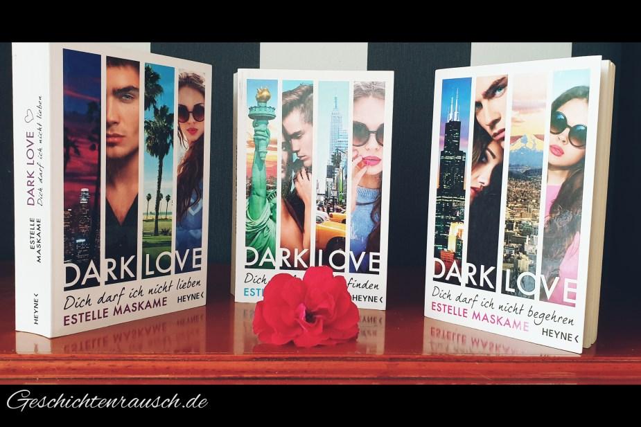 Dark Love - Estelle Maskame