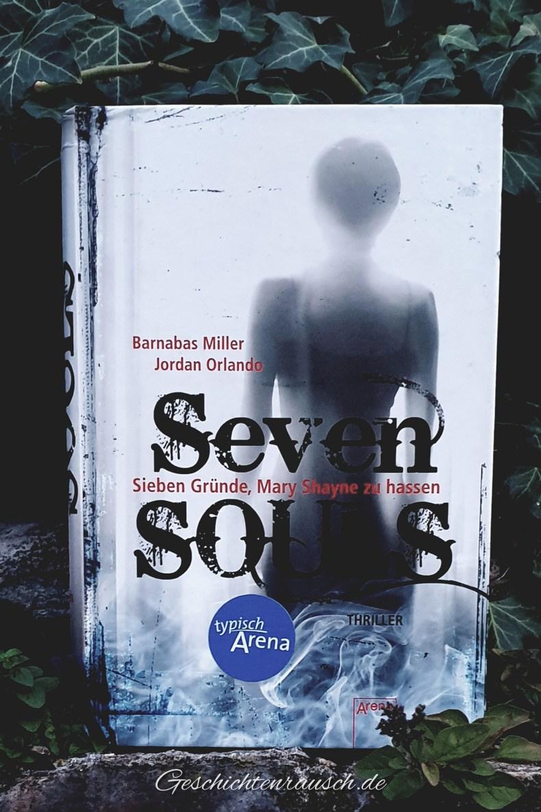 Seven Souls - Sieben Gründe Mary Shayne zu hassen Book Cover