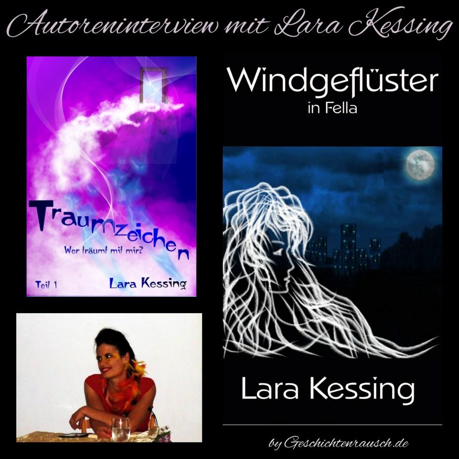 Autoreninterview Lara Kessing