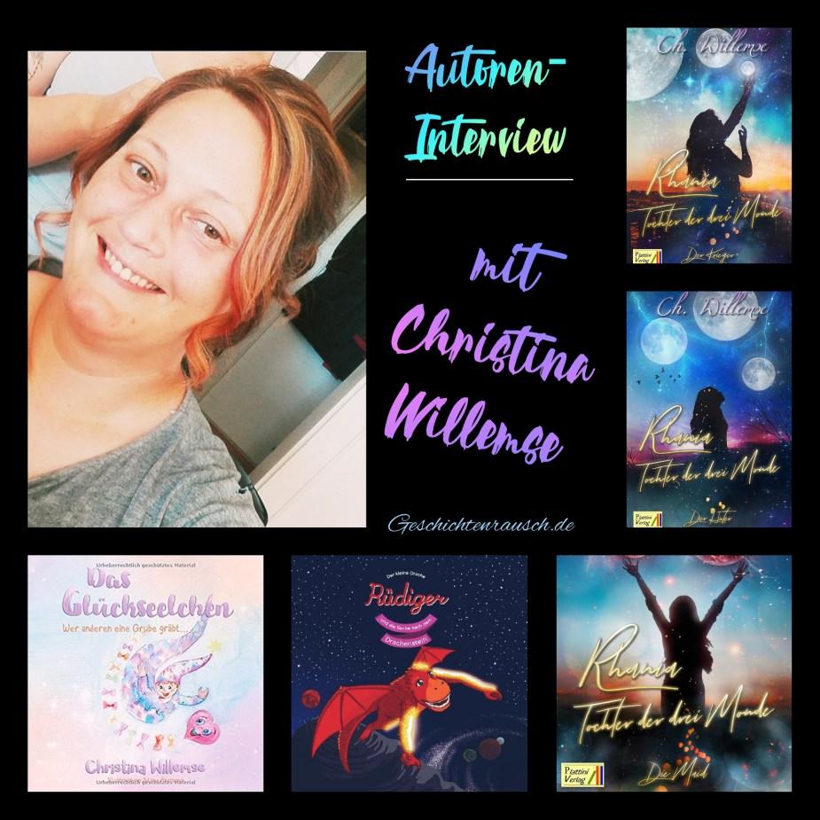 Autoreninterview Christina Willemse